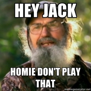 Si - Homey Don't Play That