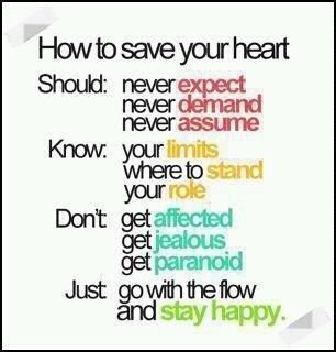 how to save your heart