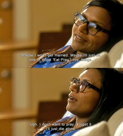 mindy eat pray love