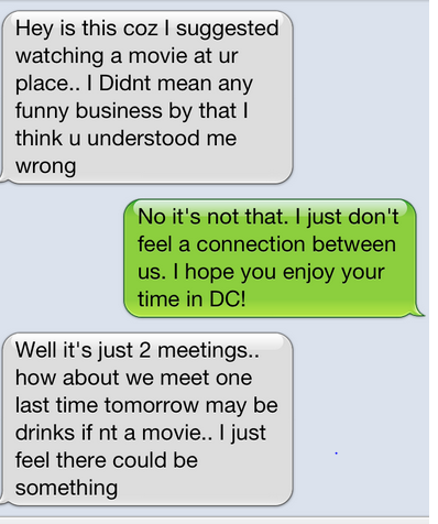 funny rejection lines