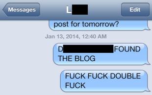 d blog