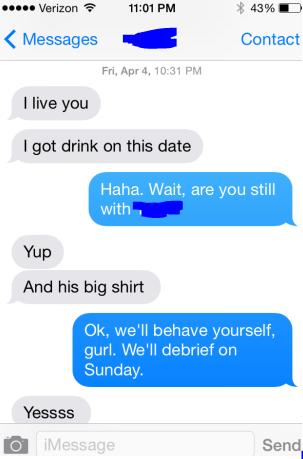 drunk text c 1