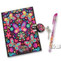 Lisa Frank diary