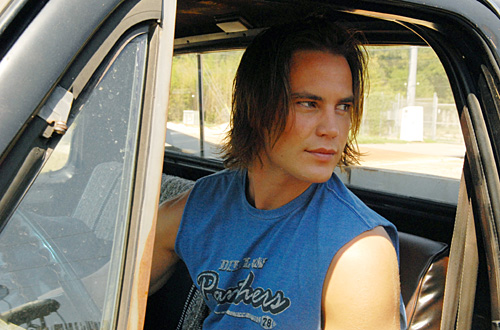 Tim Riggins pickup truck