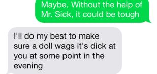 mr sick