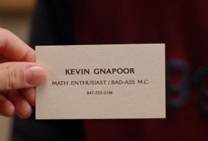 kevin g card
