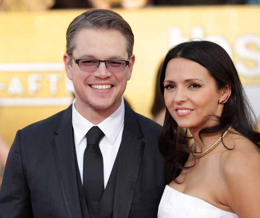 matt damon transition lenses